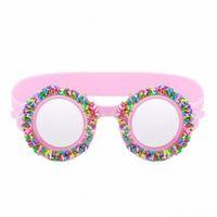 HobbyLane Çocuk Çocuk Gözlük Su Sporları Silikon Su geçirmez Anti-sis Gözler Koruma Gözlükler Pembe HobbyLane Çocuk Çocuk Yüzme Glas dO21 #