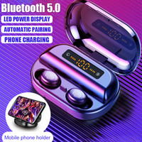 V11 Tws Bluetooth 5. 0 Earphone Wireless Headphons Sport Hand...