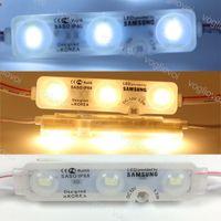 LED-Modul SASO SAMSUNG SMD5630 Lichter Injektion mit Linsenschild Hintergrundbeleuchtung für Kanalbuchstaben Werbung Licht Shop Banner DHL