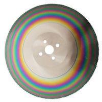 10-Zoll-High-Speed-Stahl-Kreisschneide Sägeblatt Scheibenrad 275 * 1,6 mm HSS-M42 Rundscheiben Cutter Werkzeuge zahnlose | 180T | 200T | 220T Regenbogen