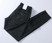 (الجملة / التجزئة) الربيع والصيف الجديدة سراويل الرجال حزام مطاط على التوالي السراويل كبيرة الحجم ضئيلة للرجال