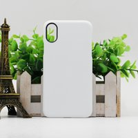 2019 Neueste 3D Sublimation Film iPhone deckt benutzerdefinierte Mode Matte Material Phone Case