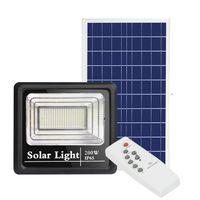 태양 램프 홍수 조명 원격 센서 refletor solars 투광 조명 10W 25W 40W 60W IP65 Laed solarr 빛 방수 LED 조명 야외 유적지
