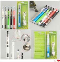 sigaretta 1PCS Ego CE4 Starter Kit Ugo-t CE4 elettronico atomizzatore CE4 cig blister kit 650mah 900mah UGO T USB batteria 510 E-sigaretta