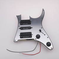 Dimarzio / Ibz Alnico5 Pickup per chitarra HSH Chitarra elettrica Pickgard Pickup N / M / B 1 SE