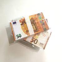 حزب الفيلم المال ألعاب الأطفال وهمية المال 500 200 100 50 20 20 10 يورو فو البليت ليلة كولب الترفيه البنكنوت