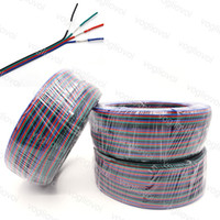 Cable 4pin Cable For RGB Changeable Color 5050 3528 2811 Led...