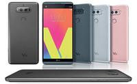 الأصلي LG V20 H918 H910 VS995 رباعية النواة 5.7 بوصة المزدوج 16MP + كاميرا 8MP 4GB RAM 64GB ROM الهاتف مجدد