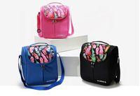 Bolsas de enfriador 7L Térmico para el almuerzo Doble Paquete de hielo Paquete de hielo Almacenamiento de picnic Bolsas de almuerzo Bolsas de alimentación de aislamiento plegables para mujeres VT0145