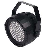 10pcs 12W RGB DMX Sahne Işıkları LED Düz Par Işık Sahne DJ Işıklar veya Düğün Disco DJ Bar Noel