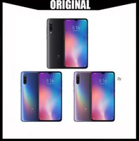 Version Globale Xiaomi Mi9 Mi 9 6GB 128GB 6.39 '' AMOLED Snapdragon 855 Octa Core Mobile Téléphone 48MP Triple Caméra