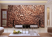 Papel pintado personalizado HD Metal textura bump arte papel tapiz para niños sala de estar dormitorio 3D foto pared mural Fondo pared papel