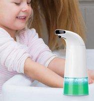 Sapone liquido della mano di lavaggio automatico di induzione Intelligenza cucina pulizia delle mani per la struttura igienica dispenser di sapone liquido FFA3955-1