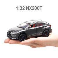 نموذج سيارة هوندا أوديسي لكزس Nx200t Lx570 تويوتا crv هايلاند 1:32 سبيكة سيارة لعب للأطفال معدن دييكاستس سيارة الاطفال اللعب J190525
