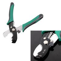 """Utensili a mano Multi Tool 8 """"Wire Stripper Cable Cutting Scissor Stripping Pinze Cutter 1.6-4.0mm Ferramentas Herramientas"""