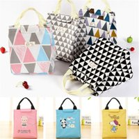 Thermal Insulated Lunch Box Cooler Bag Tote Bento Pouch Lunc...