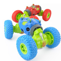 1:16 Dört tekerlekten çekiş dublör büküm deformasyon dağ kros tırmanma araba deformasyon boy uzaktan kumanda oyuncak