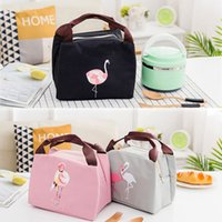 Insulated lunch bag Picnic bag Cold Thermal insulation water...