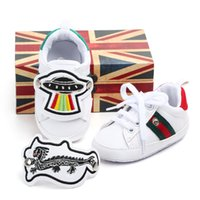 New Baby First Walkers Antislip Sneakers Heart Star Baby Boy...