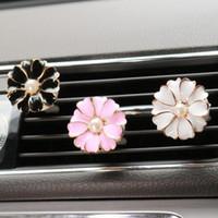 자동차 향수 클립 홈 에센셜 오일 디퓨저를 들어 자동차 아울렛 로켓 클립 꽃 자동차 공기 청정기 에어컨 벤트 클립 LX1948