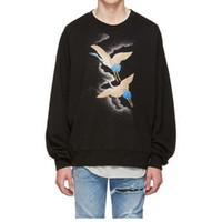 Mode-Männer Stylist Hoodies Qualitäts-Pullover Hip Hop Mode Männer Frauen-Qualitäts-Pullover Langärmlig Größe S-XL
