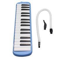 Duurzame 32 pianosleutels Melodica met draagtas Muziekinstrument voor Muziekliefhebbers Beginners Gift Exquisite vakmanschap