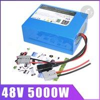 48V 60AH 40AH 30AH 2000W 3000W 4000W elektrische fietsbatterij 48V lithium ion batterij pack 48v scooter batterij met 54.6V-oplader