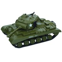 2. 4G Infrared RC Battle M4 Tank Cannon & Emmagee Remote Cont...