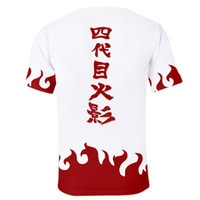 Japon Anime Naruto 3D baskı tişörtlü erkekler Hokage Ninjia Konoha sasuke itachi uchiha Kakashi Akatsuki kısa kollu Komik tshirt