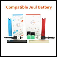JOLL JOLL Stater Kits 280mah Vape Pen Battery Fit Cotton Coi...