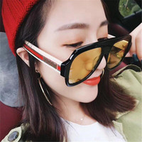 Luxury 0255 Designer Sunglasses For Women Fashion 0255S Squa...