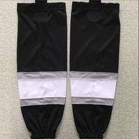 Nieuwe Ice Hockey Sokken Training Sokken Zwart Mannen Jeugd Kids Practice Socks Hockey Apparatuur