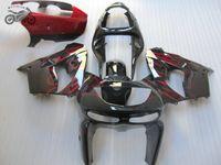 Настройка обтекатель кузов комплект для Kawasaki Ninja ZX 9R 1998 1999 красного пламени китайского мотоцикла обтекатели комплект ZX9R 98 ZX9R 99