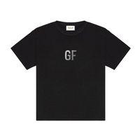 20SSS GF 3M T-shirts réfléchissants en mémoire George Floyd Joint Signé Collaboration T-shirts Hommes Femmes Casual Oversize Tee