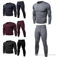 Brand New Mens inverno ultra-morbido foderato in pile termico Sopra Sotto Warm Cotton Long John Underwear Medium Size Set