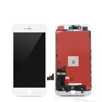 La original para la pantalla LCD iPhone Plus 7 digitalizador Asamblea con iphone7Plus pantalla táctil No Dead Pixel teléfono celular paneles táctiles