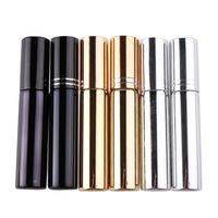 Mini bottiglie di spray per profumo riutilizzabili portatili da viaggio Bottiglie per atomizzatore vuote Contenitori per cosmetici Bottiglie 10ml RRA1316