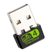 Mini USB WiFi Adapter Free Driver Wi Fi Dongle 150Mbps 2.4G Network Card For PC Ethernet Wireless Wi-Fi Receiver
