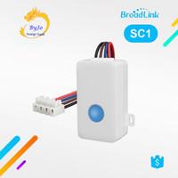 Broadlink SC1 Smart Switch WiFi APP 2.4 GHz Synchronisation de la boîte de contrôle Heure de début de la sortie 2500 W iOS 7.1 / Android