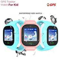 DS05 Smart watch for kids camera IP67 Swim GPS Phone smart watch SOS Call Location Device Tracker Kids Safe Monitor
