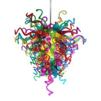 Wholesale Factory- outlet Lighting Chandeliers Multi Colored ...
