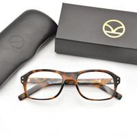 Kingsman 안경 프레임 콜린 firth 독서 안경에 대 한 남자 아세테이트 손으로 만든 안경 프레임