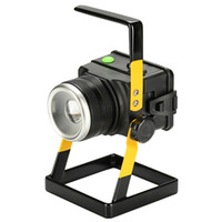 30W LED Portable Fishing light 18650 Rechargeable Lantern Sp...