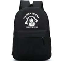 Nico Yazawa Plecak Lovelive Day Pack Nikoniconi School Bag Cartoon Packsack Quality Rucksack Sport Schoolbag Outdoor Daypack