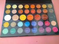 جديد ماكياج 3 9 ألوان الجمال لوحة ظلال العيون الطبيعية طويلة الأمد لامع لامع لوحة 3 9 مستحضرات التجميل ظلال شحن مجاني!