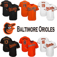 ec75d0f7c New Arrival. Custom Baltimore Mens Jersey Orioles players Chris Davis ...