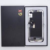 GX مرنة OLED عرض ل iphone X شاشة LCD لوحة محول الأرقام استبدال الجمعية