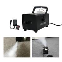 Mini 400W IR remoto portátil humo blanco etapa efecto luminoso máquina de humo