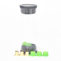 Mise au point v carta laiton Pin 3 pièces / paquet et Œillets silicone pour Focus V V2 Atomiseur Réparation Kit de réparation Accessoires sec Herb Vaporizer