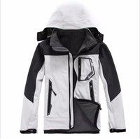 Fashion-2018 Mens nord di Denali Fleece Apex Bionic Jackets Outdoor antivento WaterCasual SoftShell fronte caldo cappotti signore